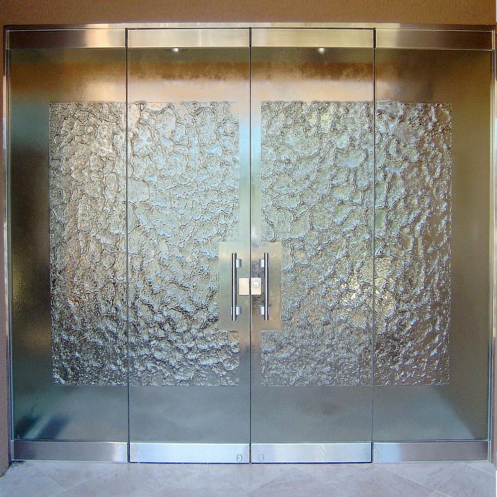 puerta-vidrio-texturado